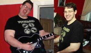 antes y después de marc